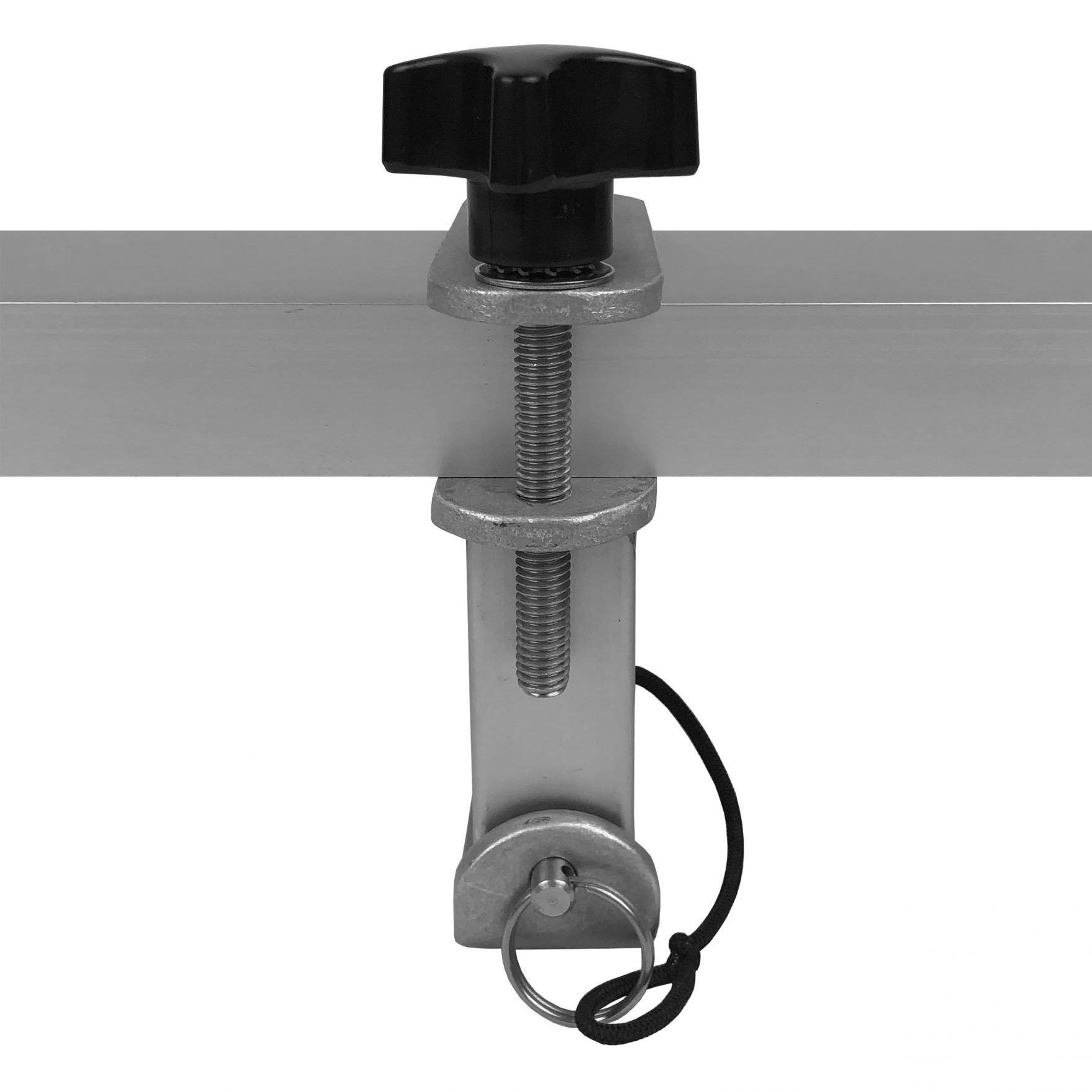 Bold Ivy Kayak Adapter Clamps - Side