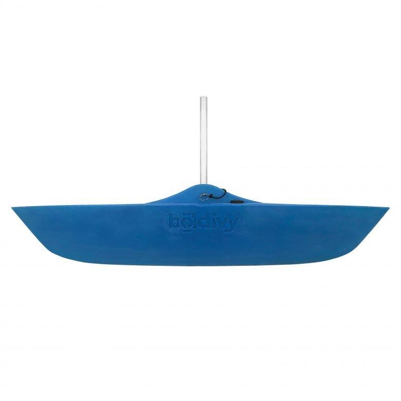 Bold Ivy Canoe Stabilizer Floats - Side - Blue