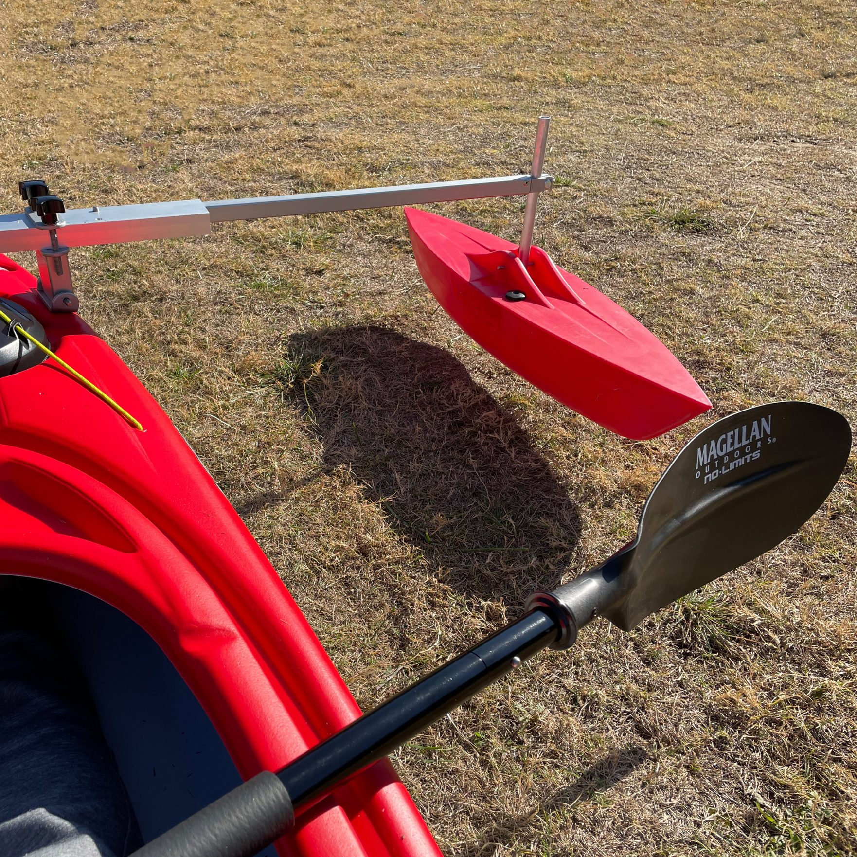 Bold Ivy Kayak Stabilizer Installation - Step 5