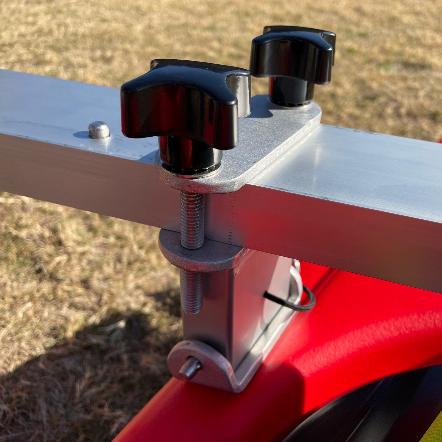 Bold Ivy Kayak Stabilizer Installation - Step 4