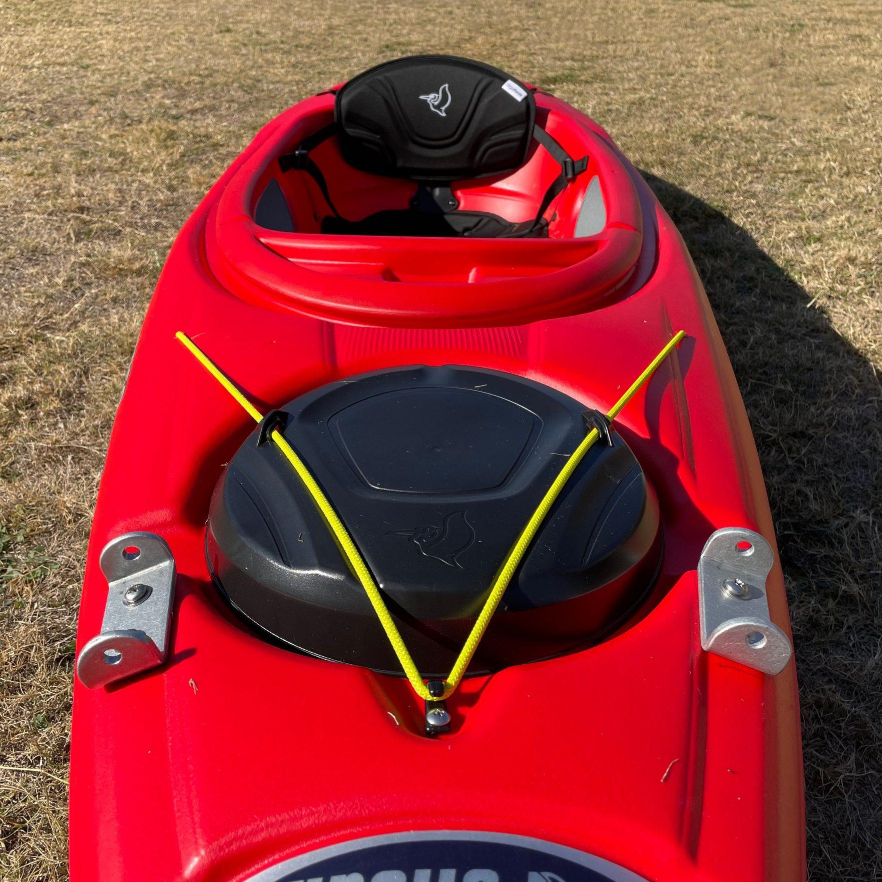 Bold Ivy Kayak Stabilizer Installation - Step 9