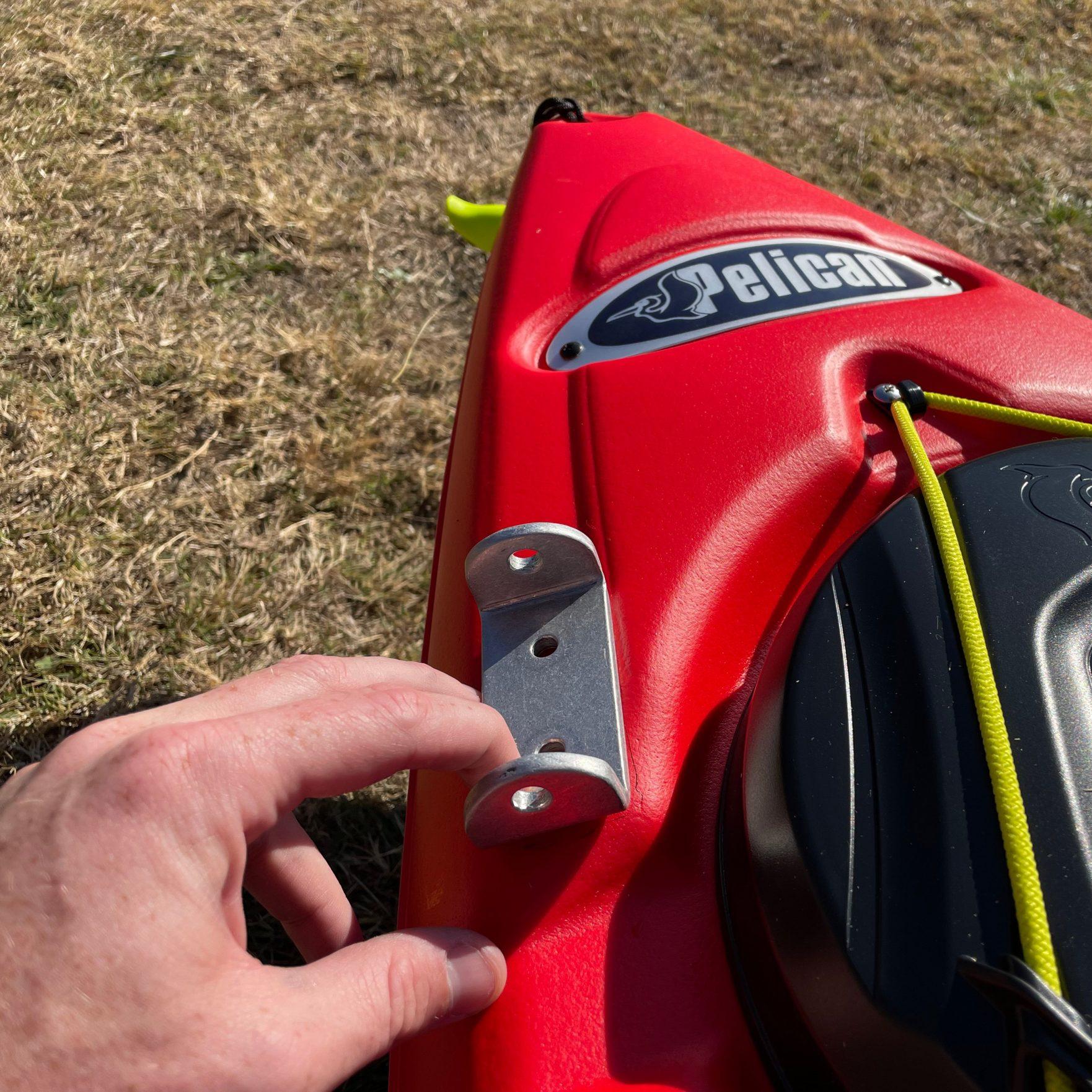 Bold Ivy Kayak Stabilizer Installation - Step 7