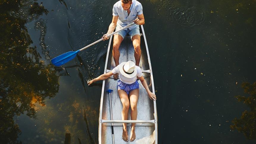 Shop Canoe Stabilizers